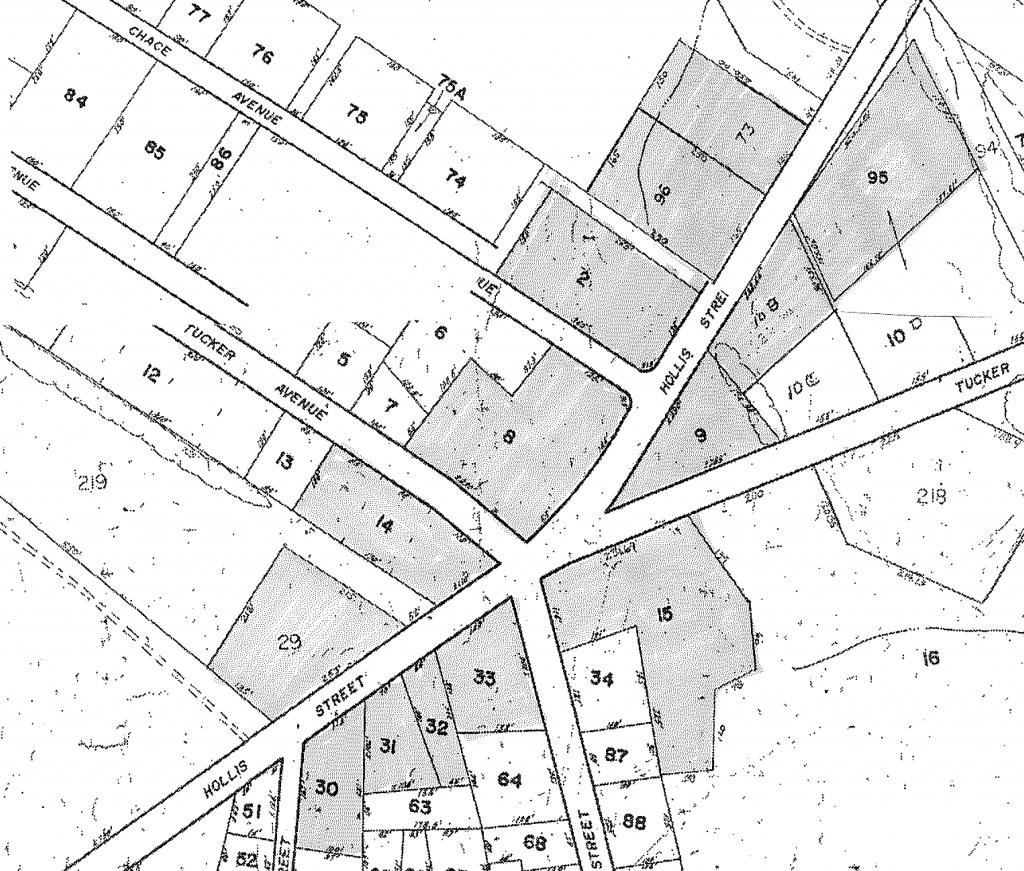 HollisStreetMap